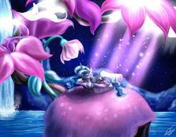 Dreamer Luna by YummiestSeven65