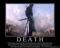 DEATH. by JohnnyTlad