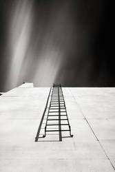 Up the Ladder by TMPhotographia