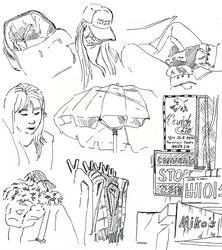 Life Drawing - Korea 1 by LaurenBam