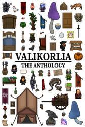 Valikorlia - The Anthology (Gumroad Download) by LaurenBam