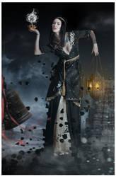 Priestess by leostarkoneru
