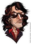 Aerosmith's Joe Perry by SteveChanks