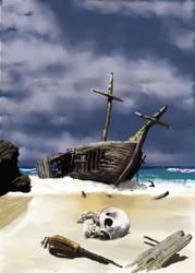 Island v.2 by ARMORMAN