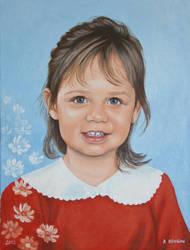 Portrait by Artnes80