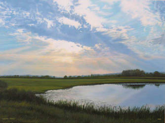 Landscape by Artnes80