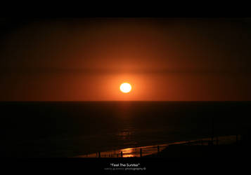 . Feel the Sunrise by vanilla-essences