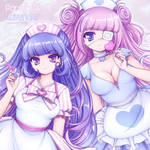 Contest Entry: Parfum and Lavender by pinkstrawberrytea