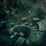 Last Night in Erebo by IMAGENES-IMPERFECTAS