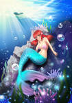 Comission: Moemi Mermaid by Mazohyst-MoemixCloud
