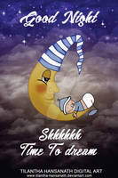 Good Night! by Tilantha-hansanath