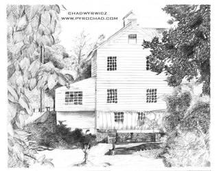 Farm house by pyrochad