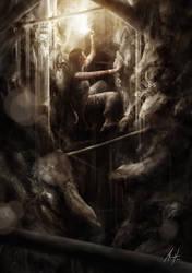 Tomb Raider Reborn Contest by Michael-Hansen