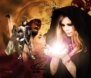 The witch by III-HATHOR-III
