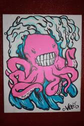 Mean Muggin' by Pinklaserguns