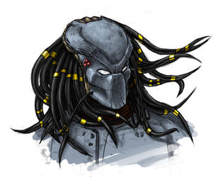 Dreads flowing by ButtZilla