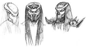 Random masks by ButtZilla