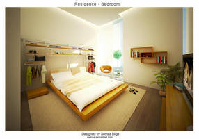 R2-Bedroom by Semsa