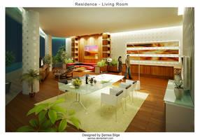 R2-Living Room 4 by Semsa