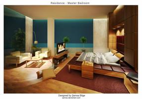 R2-Master Bedroom 4 by Semsa