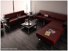 Armchairs 2 by Semsa