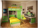 Teen Room 1 by Semsa