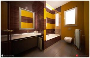 B.T.-Bathroom 1-2 by Semsa