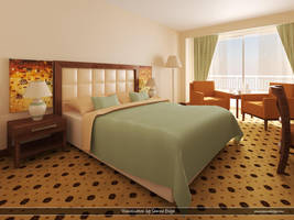 Otel - Master Bedroom 2 by Semsa