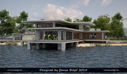 Villa 03 (Lakeside) V3 R001 by Semsa