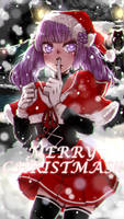 Santa Grape by ghostlatte