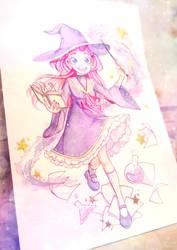 Let's do MAGIC! by ghostlatte