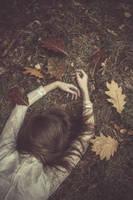 fallen leaves... by zazielona
