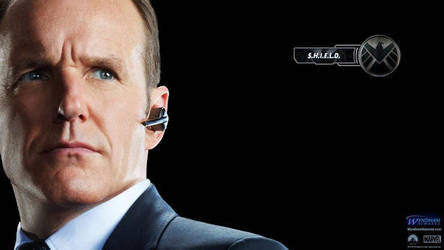 Phil Coulson by IronManCubeecrafts