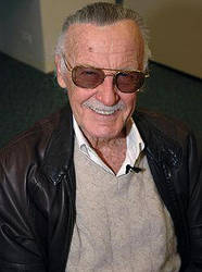 Stan Lee by IronManCubeecrafts