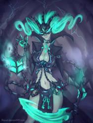 Lady Thresh by Reysel
