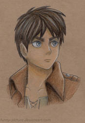 Eren Yeager [SnK] by Funny-Picture