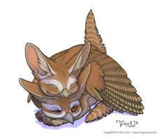 Cuddles by mirroreyesserval