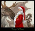 Happy Holidays by mirroreyesserval