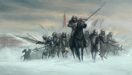 The Spurs of Helvetia by callmevargo