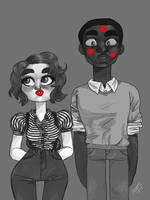 Kisses by jlub