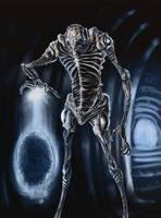 Space Jockey by Decepticoin