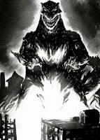 Gojira by Decepticoin
