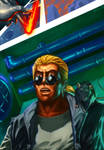 Comix Zone by Decepticoin