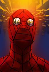 Spidey by Decepticoin