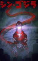 Shin Godzilla by Decepticoin