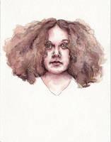 Self Portrait by IrisGitik