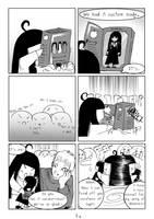 Sunako doujinshi: Birthday Pg2 by Kinbarri