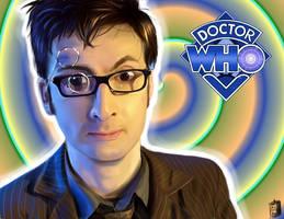 Doctor WHO by Kinbarri