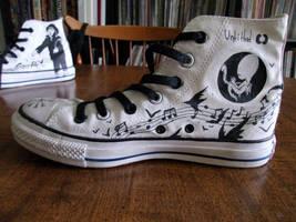 Sigur Ros Right Shoe 3 by Kinbarri