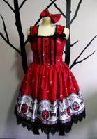 Morrigan Dress Revamped by Kinbarri